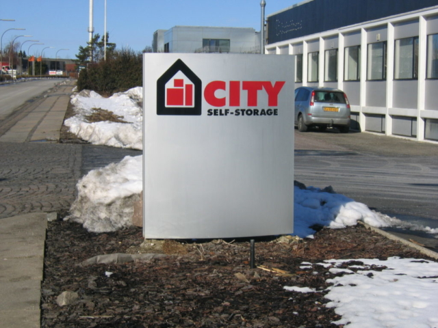 City Self-Storage - Pyloner